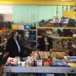 Rencontre avec le Président du département de l'Ardèche Laurent Ughetto