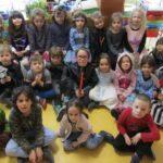 La tradition du Mardi gras à l'école René-Cassin