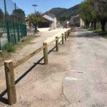 Nouvelles barrières à la gare