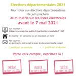 Elections départementales 2021