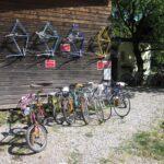 Les beaux jours reviennent, c'est le moment d'enfourcher votre vélo !