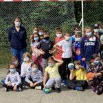 Une initiation à la pratique du handball pour les écoliers