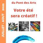 ateliers créatifs du Pont des Arts